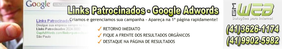 Anunciar site no google Curitiba