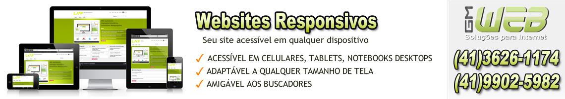 Site Responsivo Curitiba